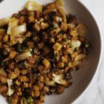 Spicy Furikake Air-Fried Potato Hash