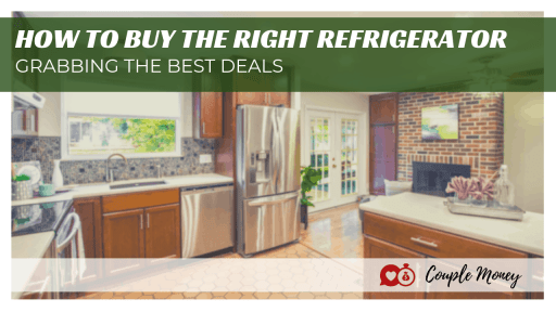 Learn how you can get a fantastic deal on a new refrigerator that fits your home and budget! #saving #deals #home