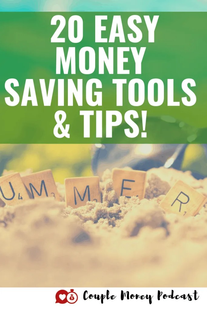 Looking to grow your bank accounts or pay down debt faster? Use these 20 money saving tips this summer to build wealth and still have fun! #savings #money #save