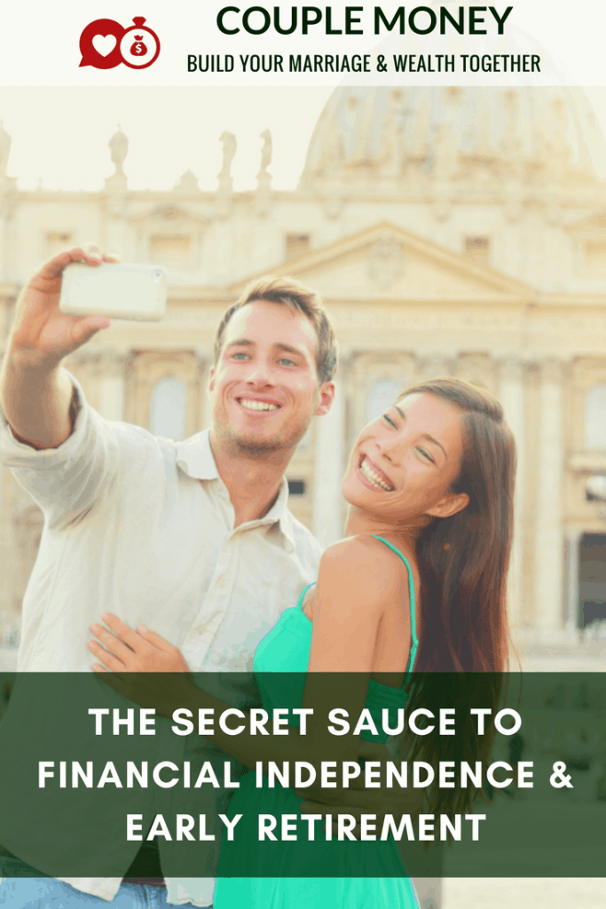 Looking to dump the debt and retire early? These couples share how they were able to retire in their 30s! #fi #fire #financialindependence