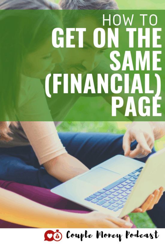 Want to get on the same page with your money? Carl Richards, NY Times money columnist and author, shares tips on to create a one-page financial plan! #marriage #money #family #debtfree #fi #financialindependence