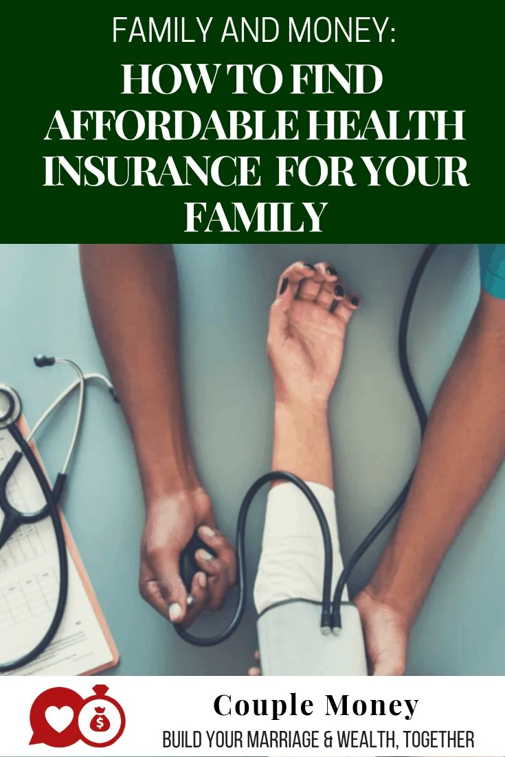 Trying to sort through all the health insurance plans? Find out how you can choose an affordable health insurance plan that covers your family's needs! #family #money #insurance