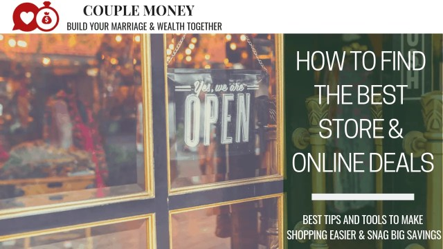 On the hunt for the best deals? Learn the tips and tools that can make your next shopping trip a breeze while still snagging big savings! #family #money #podcast #deals