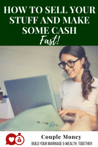 Looking to make cash quick to pay down debt? Learn how to sell your stuff so you can become debt free or save for your big dream!