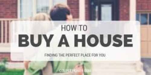How TO buy a house as a couple