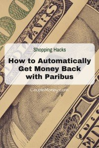 Find out how Paribus can automatically track price drops to save you time and put money back n your pocket when shopping.