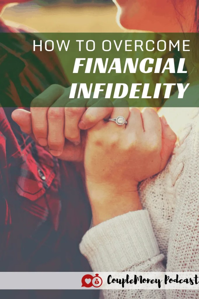 Want to avoid the stress and mess of merging finances? Learn how Tai and Talaat overcame financial infidelity and opposing money styles to become debt free!  #marriage #money  #debtfree #fi #relationships