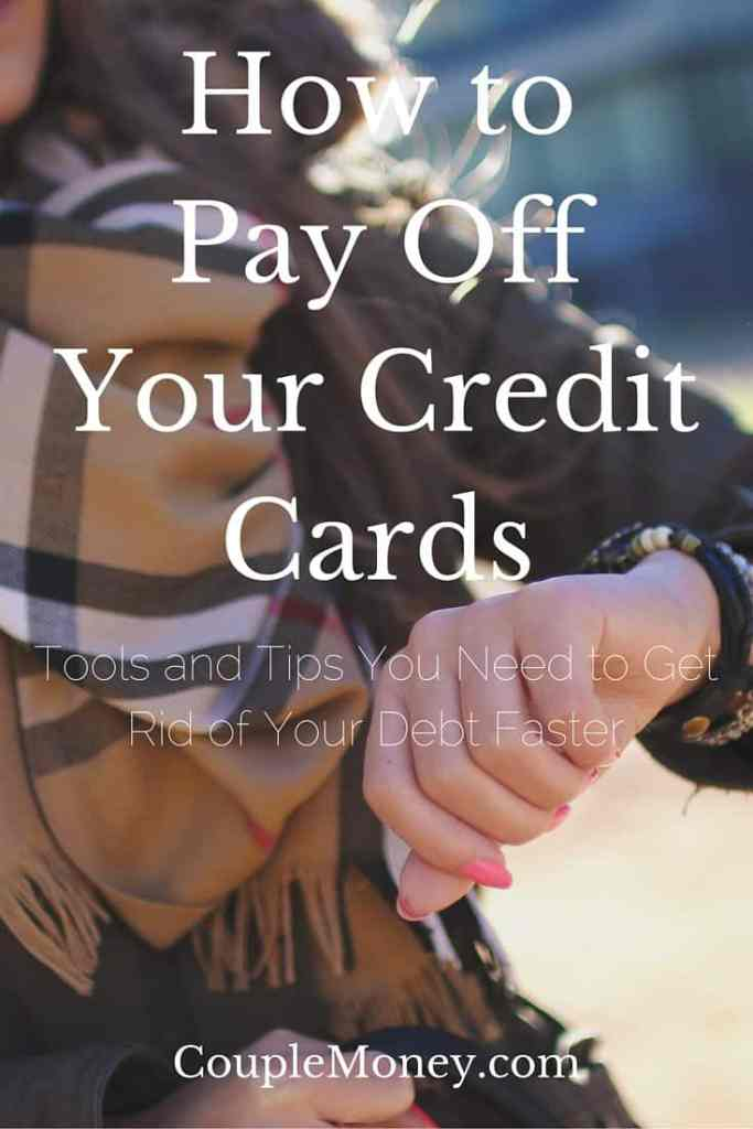 Tired of credit cards draining your budget? Learn how you can get rid of your credit card debt quickly! #debtfree #fi #family #money