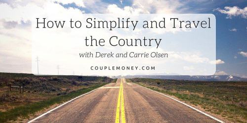 How to Simplify and Travel the Country