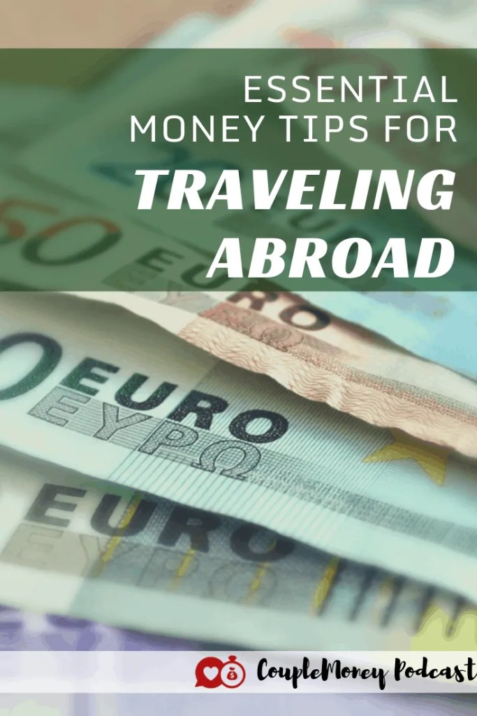 Want to know the best way to carry money when traveling abroad? Get essential tips on how to protect yourself and money on your next trip! #travel #vacations #money #personalfinance