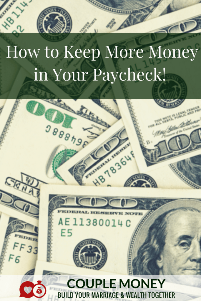 Want to make sure you're getting the most in your paycheck? Find out how the W4 works and get your finances fixed this year!