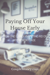 Paying Off Your House Early (1)