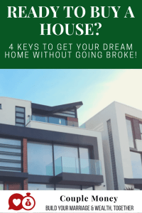 Owning a home can be a blessing or it can drain you and your wallet month after month. Learn fours that will get you ready to buy a house and still have cash leftover for fun!