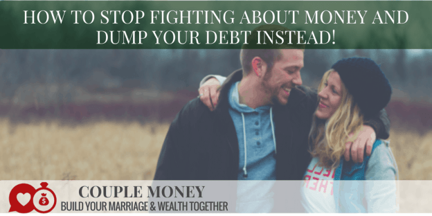 Want to pay off your debt, but you can't agree on how to do it? Learn how one couple stopped fighting about money, found a system they both loved and dumped $100k of debt!