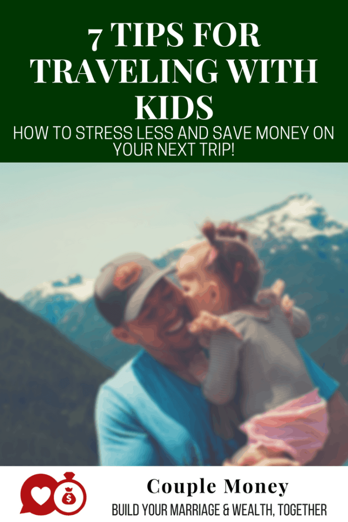 Going on a trip soon? Learn how you can make traveling with kids easier on you and fun for them! #family #travel