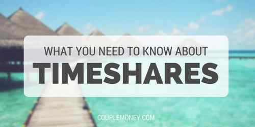 Before you get tempted to buy a timeshare with their presentation, make sure you have all the facts.
