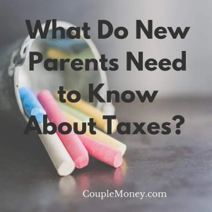 Learn how you save on your taxes with your little bundle of joy.