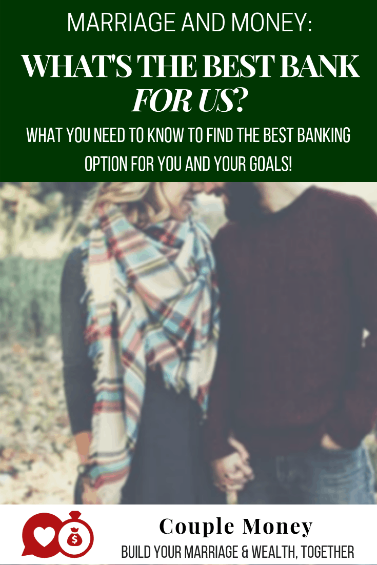 Tired of getting hit with fees from your bank? See how you can find the best bank to stash your cash to save and earn more money! #money  #family #marriage