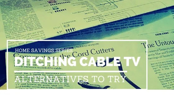 Learn how to ditch the expensive cable tv bill without losing the shows you love.