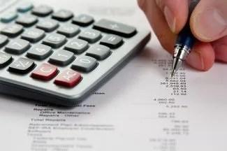 calculate financial progress