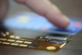 credit card choice