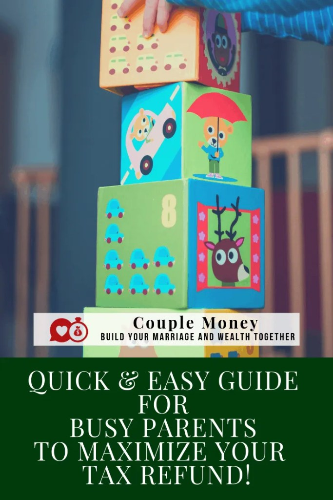 Are you a parent and getting ready to file taxes? Learn how you can take care of your little ones and save money with our quick and essential kids and taxes guide! #family #money #taxes