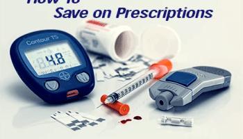 Get money saving tips on prescriptions