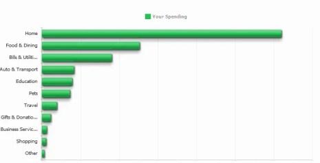 June 2010 Spending
