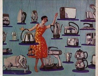 kitchen appliances not useful
