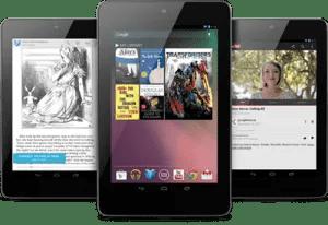 nexus 7 tablet couple money