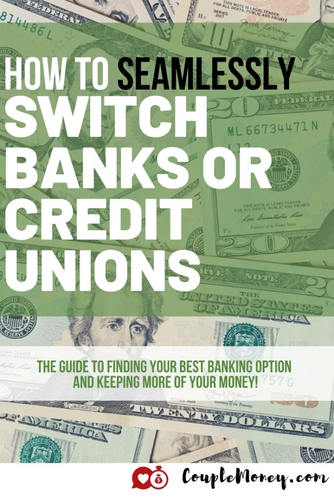 Are you sick and tired of your bank, but you're worried about dealing with the hassle of switching today?  We're going to show how you can seamlessly move your money and find a better banking option for you!
