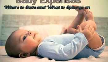 baby expenses series couple money