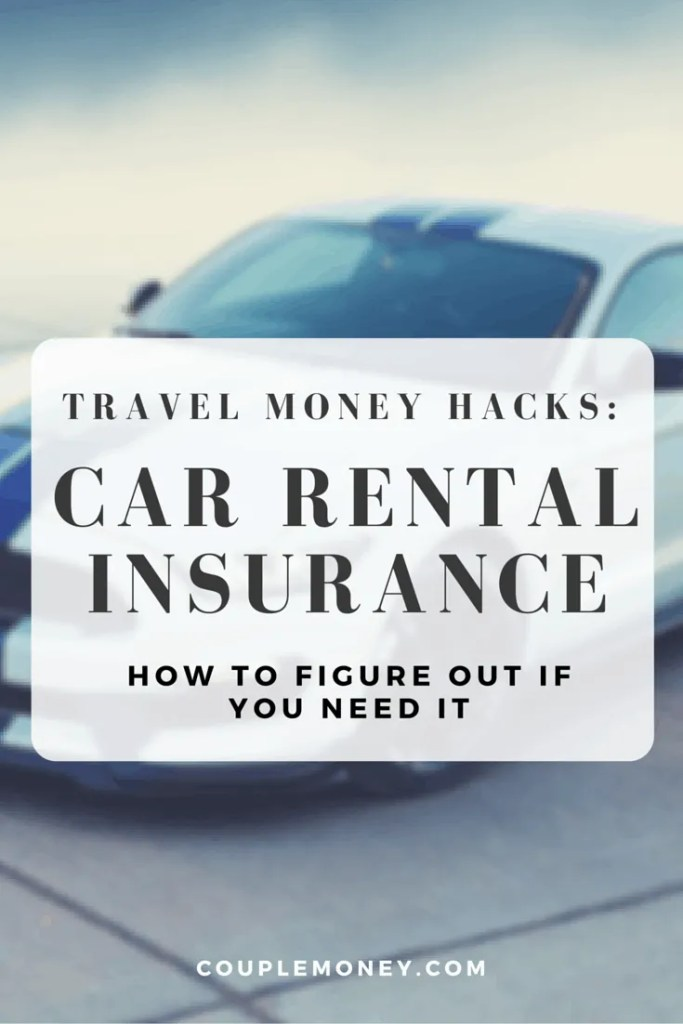 Should You Buy Insurance For Your Rental Car?