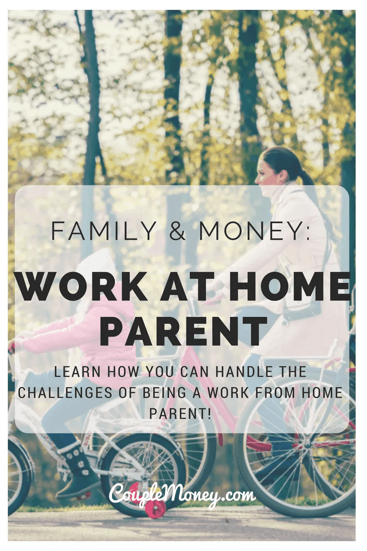 Learn how you can navigate the challenges of being a work from home parent!