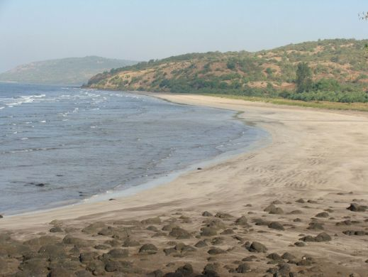 Padale Beach in Konkan