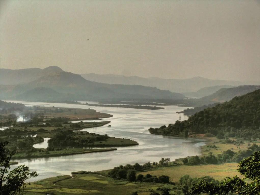Vashishthi river of Konkan