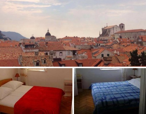 review of airbnb in old town dubrovnik