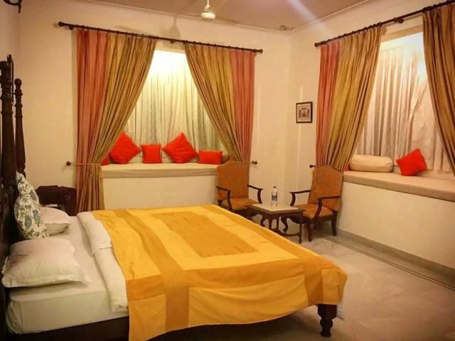 Akshay Niwas Room