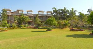 Open spaces at Araliayas Resort