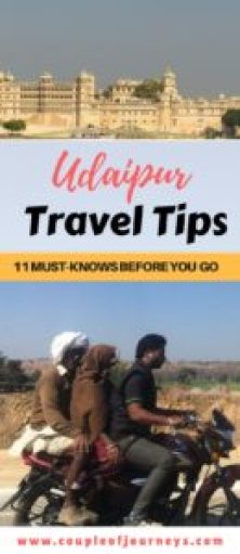 Pin for Tips for Trip to Udaipur