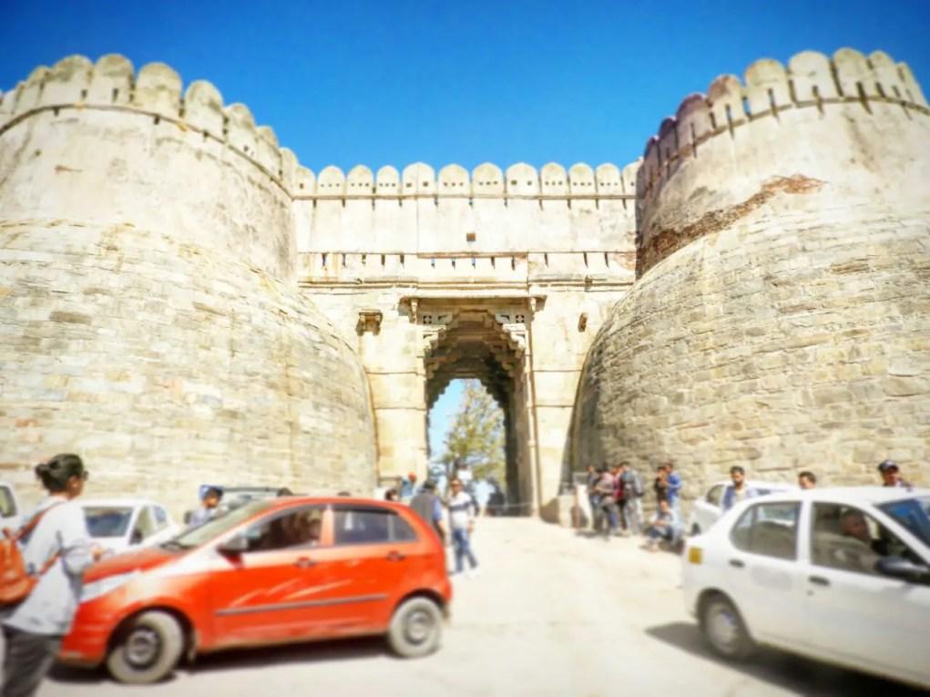 Main Entrance of Kumbhalgarh