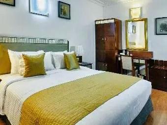 Nami Residency - Room