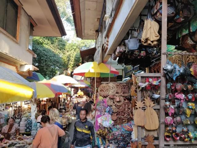 Ubud Art Market - 10 days in Bali