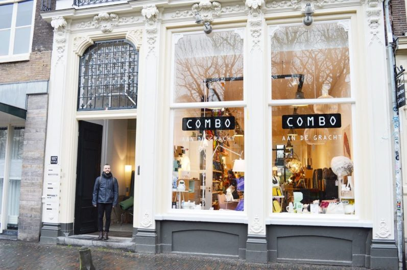 Combo aan de Grachten Puha Shopping Route Gay Couple City Weekend Utrecht © Coupleofmen.com