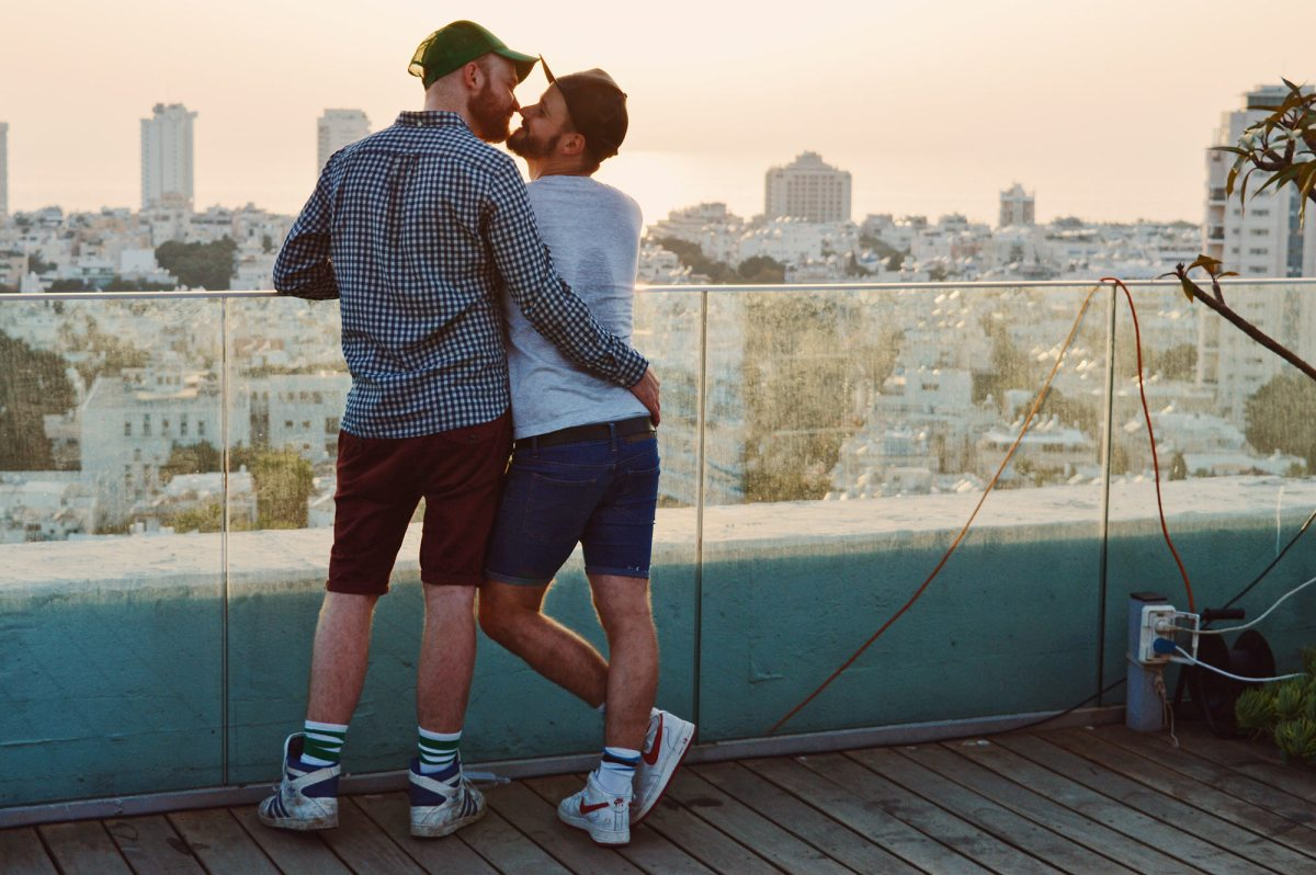 Gay Pride Week Tel Aviv Israel © CoupleofMen.com