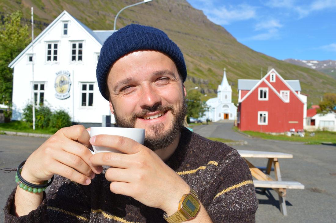 Good morning East Iceland | Road Trip Adventure Iceland Gay Couple Insider Tips © CoupleofMen.com