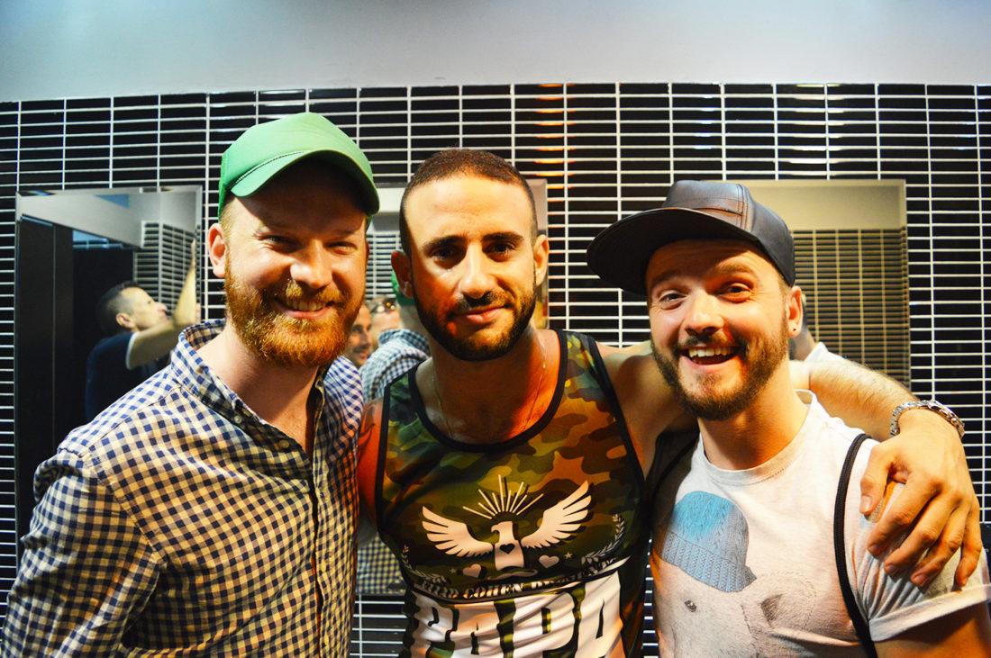 After Gay Pride Parties with Eliad Cohen | Gay Pride Week Tel Aviv 2016 © CoupleofMen.com