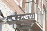 Amsterdam West Cantinetta Wine & Pasta Italian Restaurant | Gay Couple City Weekend Amsterdam Netherlands © CoupleofMen.com