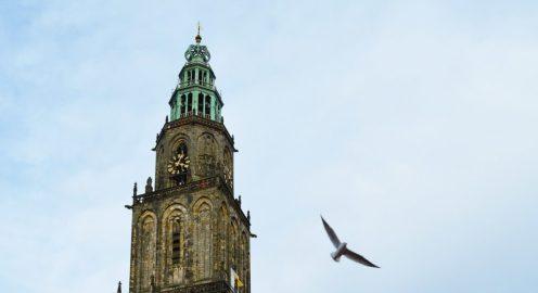 Gay Couple Travel City Weekend Groningen © CoupleofMen.com