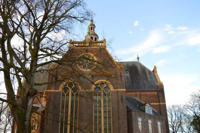 Churches around the city | Gay Couple City Weekend Groningen © CoupleofMen.com